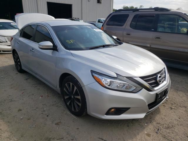 Vehiculos salvage en venta de Copart Jacksonville, FL: 2018 Nissan Altima 2.5