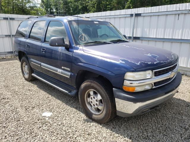 Chevrolet Tahoe salvage cars for sale: 2001 Chevrolet Tahoe