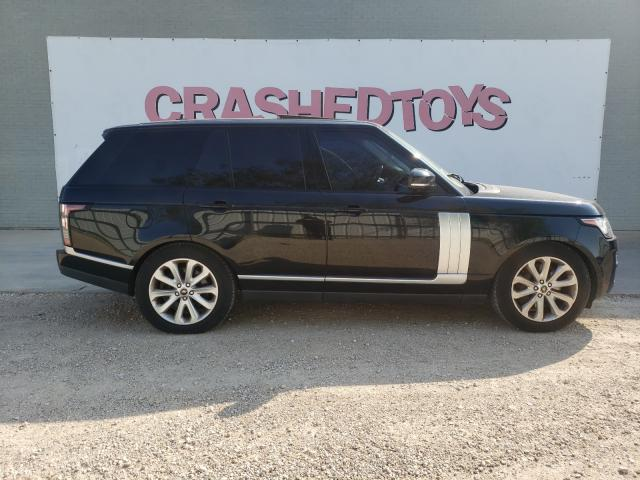 Salvage cars for sale from Copart Dallas, TX: 2013 Land Rover Range Rover