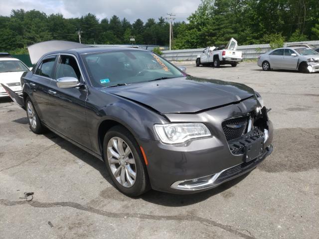 Chrysler salvage cars for sale: 2018 Chrysler 300 Limited