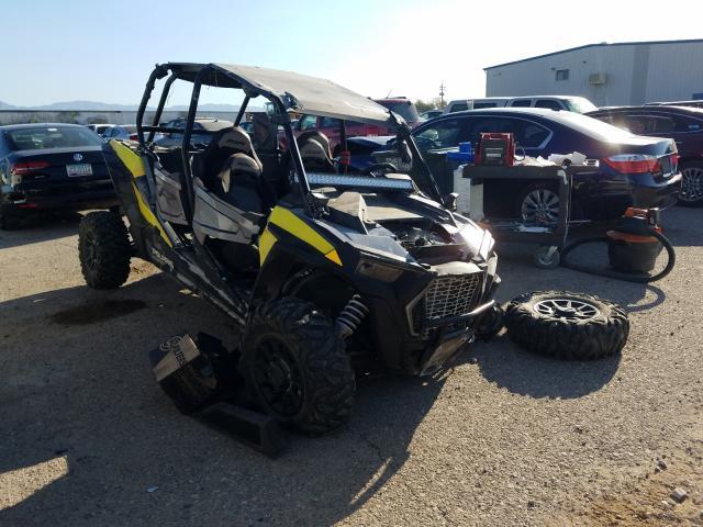 Salvage cars for sale from Copart Tucson, AZ: 2021 Polaris RZR XP