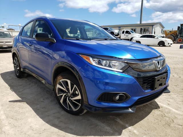 Vehiculos salvage en venta de Copart Kapolei, HI: 2020 Honda HR-V Sport