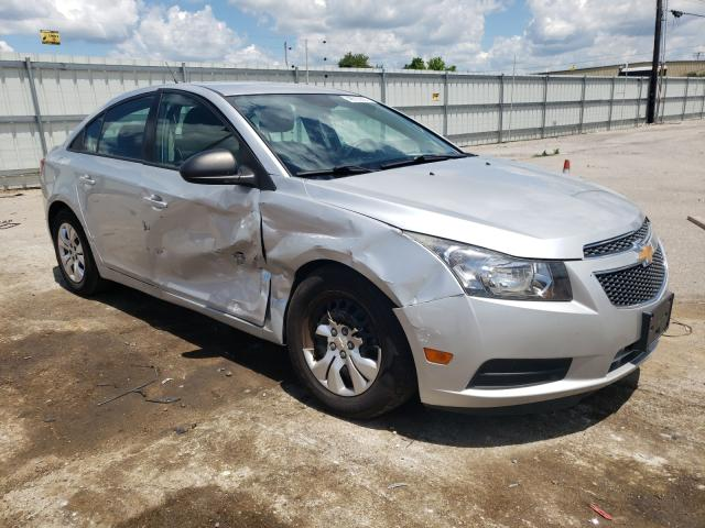 Salvage 2014 CHEVROLET CRUZE - Small image. Lot 46736061