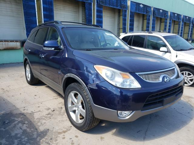Salvage cars for sale from Copart Columbus, OH: 2011 Hyundai Veracruz G