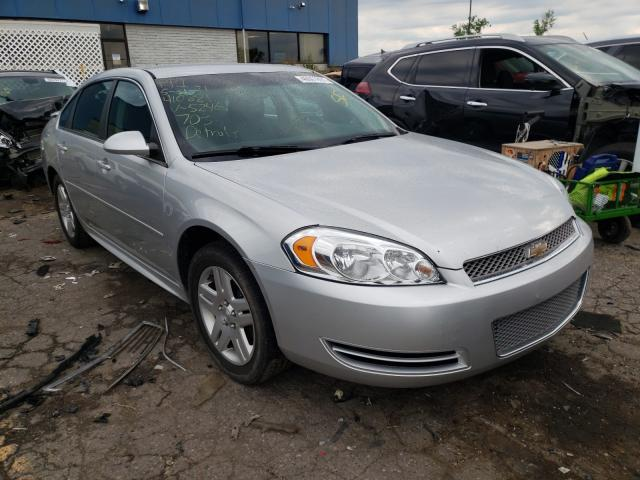 2012 Chevrolet Impala LT for sale in Woodhaven, MI