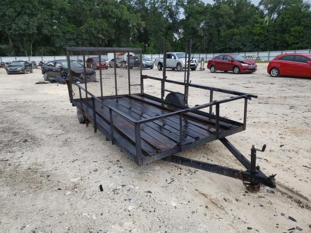 Salvage cars for sale from Copart Ocala, FL: 2016 Carry-On Trailer