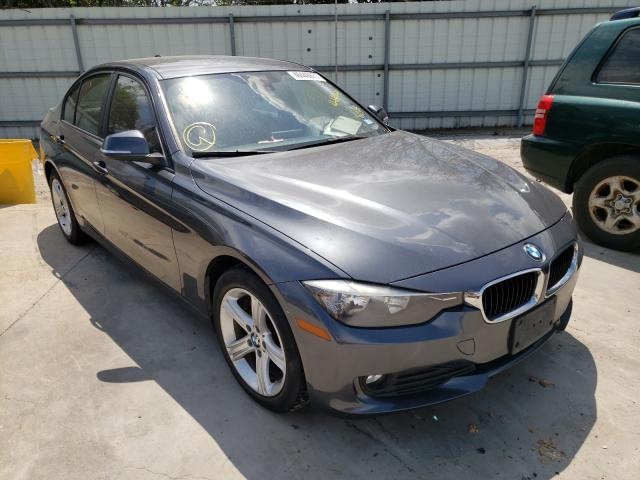 Salvage cars for sale from Copart Corpus Christi, TX: 2013 BMW 320 I