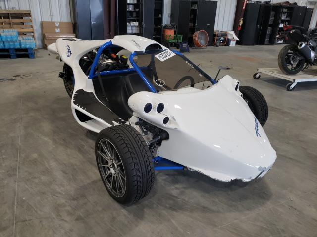 Salvage cars for sale from Copart Byron, GA: 2018 Agna T-REX 16SP