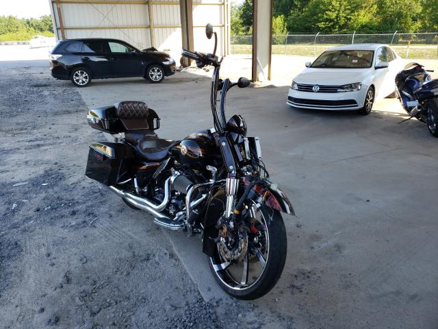Salvage cars for sale from Copart Gaston, SC: 2012 Harley-Davidson Fltrxse CV