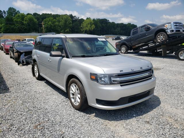 Salvage cars for sale from Copart Gastonia, NC: 2016 Ford Flex SE
