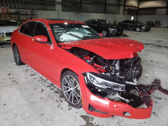 BMW Vehiculos salvage en venta: 2021 BMW 330I