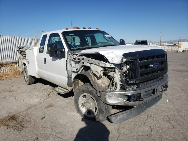 Salvage cars for sale from Copart Magna, UT: 2009 Ford F350 Super