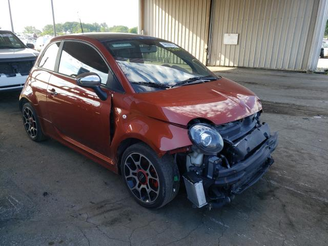 Salvage 2013 FIAT 500 - Small image. Lot 46506731