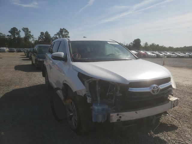 Toyota salvage cars for sale: 2014 Toyota Highlander