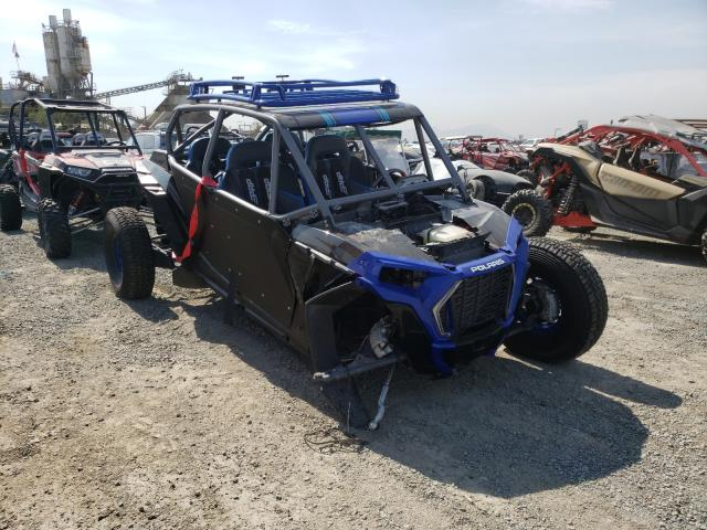 Salvage cars for sale from Copart San Diego, CA: 2019 Polaris RZR XP 4 T