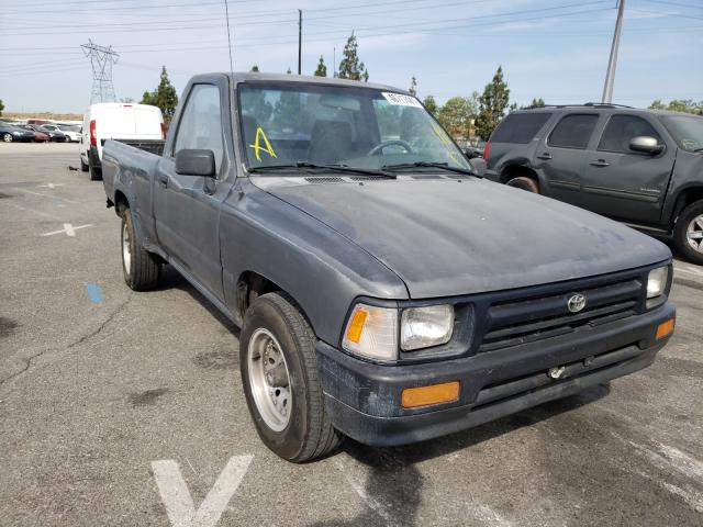 Toyota Pickup salvage cars for sale: 1993 Toyota Pickup