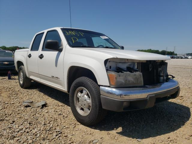 Salvage cars for sale from Copart Memphis, TN: 2005 GMC Canyon