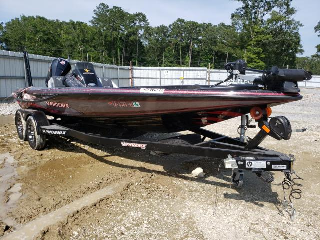 Salvage cars for sale from Copart Greenwell Springs, LA: 2020 Phoenix Bass Boat