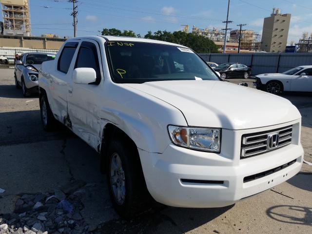 Salvage cars for sale from Copart New Orleans, LA: 2006 Honda Ridgeline