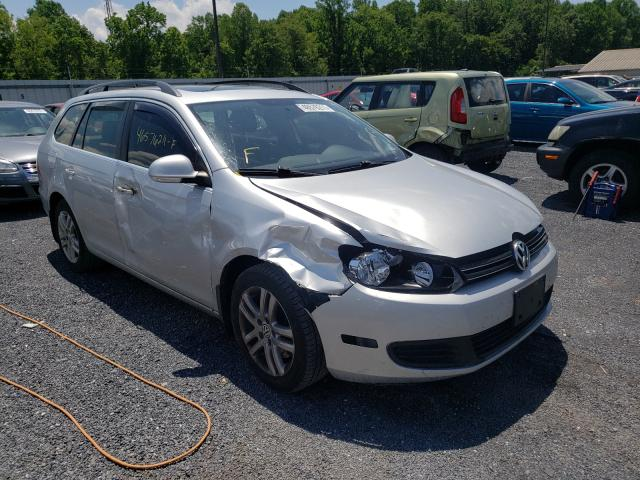 Salvage cars for sale from Copart York Haven, PA: 2011 Volkswagen Jetta TDI
