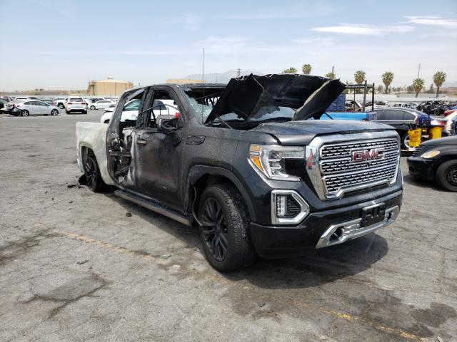 Salvage cars for sale from Copart Colton, CA: 2020 GMC Sierra K15