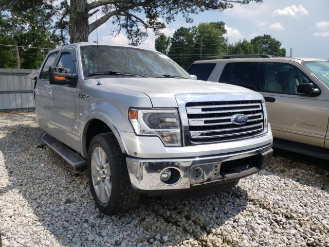 Salvage cars for sale from Copart Loganville, GA: 2013 Ford F150 Super