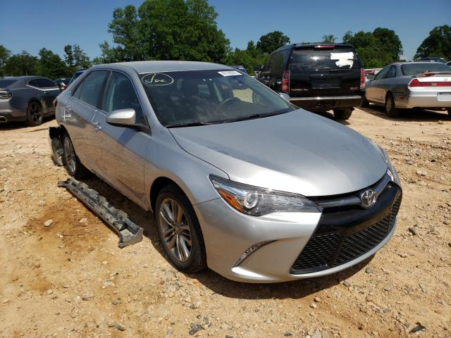 Salvage 2017 TOYOTA CAMRY - Small image. Lot 47189361