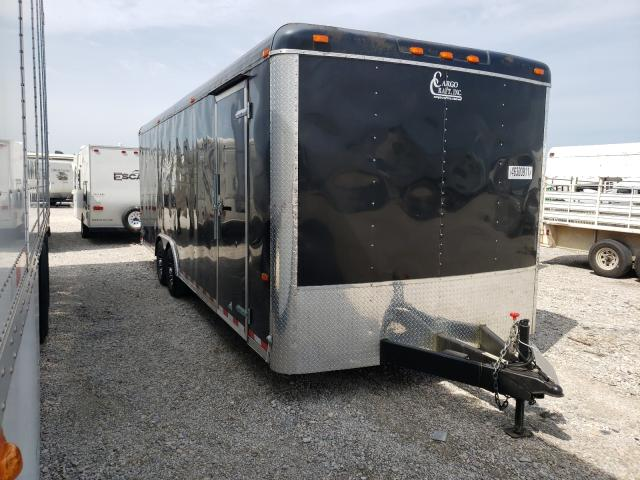 Cargo salvage cars for sale: 2017 Cargo Utility Trailer
