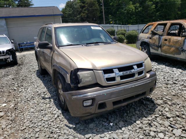 Isuzu salvage cars for sale: 2007 Isuzu Ascender S