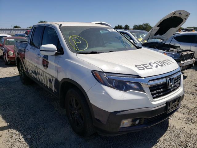 Honda Vehiculos salvage en venta: 2017 Honda Ridgeline