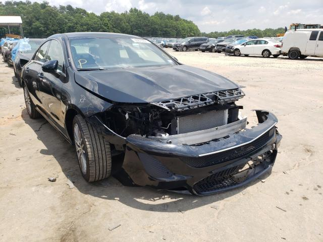 Salvage cars for sale from Copart Austell, GA: 2020 Mercedes-Benz CLA 250
