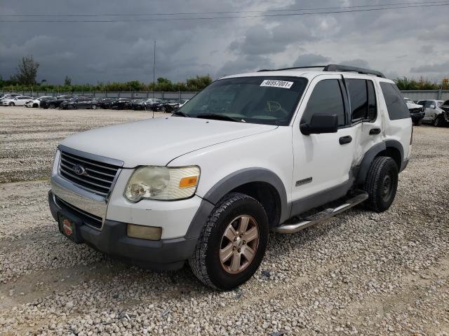 Vehiculos salvage en venta de Copart Homestead, FL: 2006 Ford Explorer X
