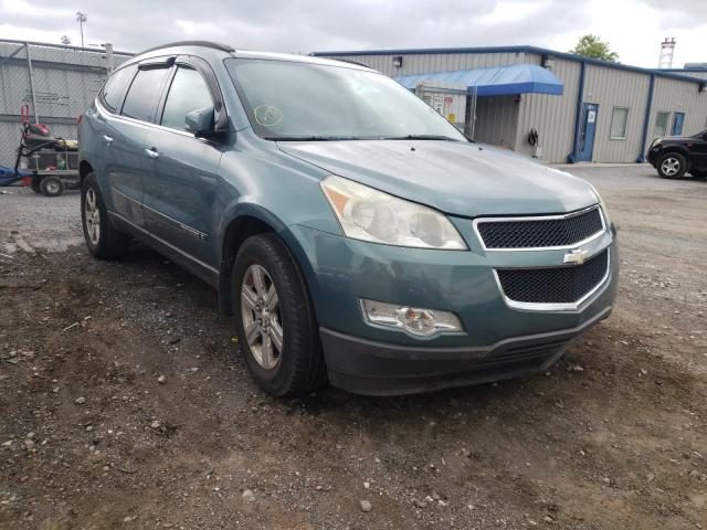 Salvage cars for sale from Copart Finksburg, MD: 2009 Chevrolet Traverse L