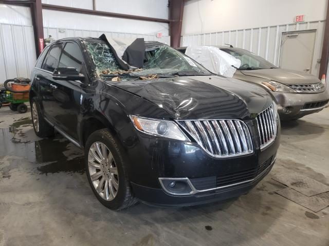 Lincoln MKX salvage cars for sale: 2014 Lincoln MKX