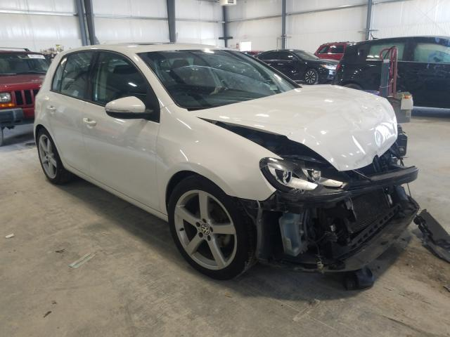 Salvage 2011 VOLKSWAGEN GOLF - Small image. Lot 46602051