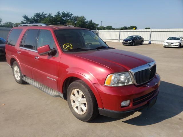 Lincoln salvage cars for sale: 2005 Lincoln Navigator