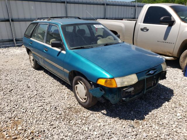 Salvage cars for sale from Copart Prairie Grove, AR: 1993 Ford Escort LX