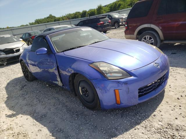 Salvage 2005 NISSAN 350Z - Small image. Lot 46954221