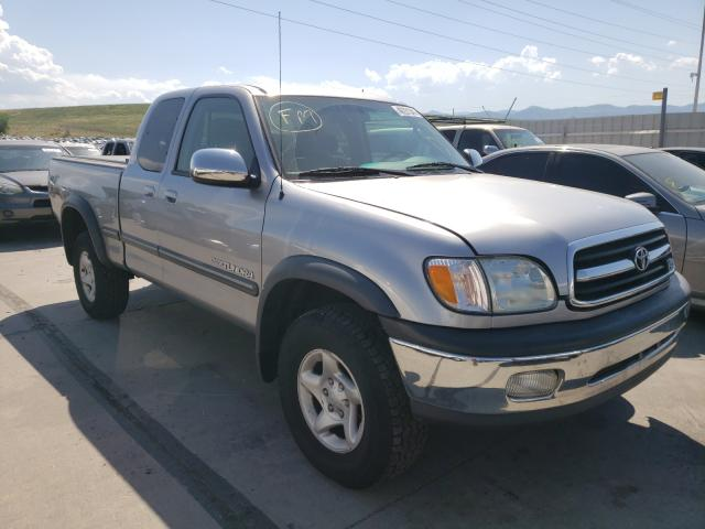 Salvage cars for sale from Copart Littleton, CO: 2002 Toyota Tundra ACC