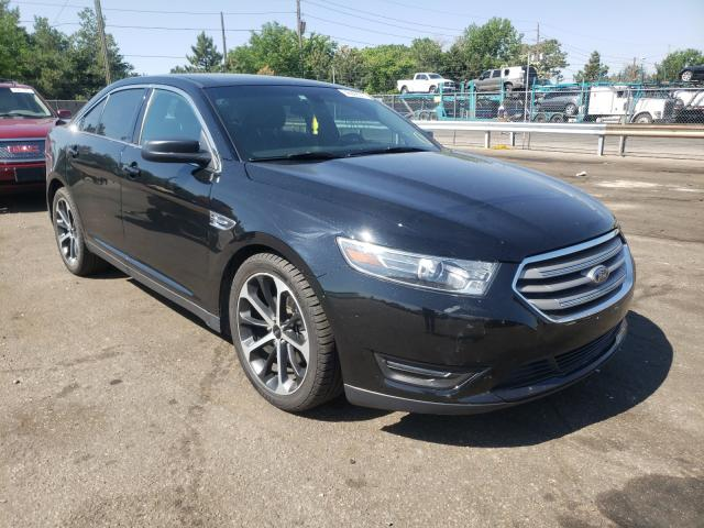 Salvage cars for sale from Copart Denver, CO: 2016 Ford Taurus SEL