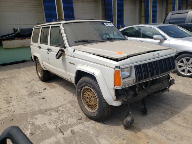Vehiculos salvage en venta de Copart Columbus, OH: 1989 Jeep Cherokee L