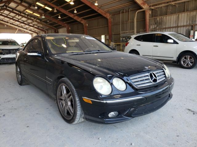 2006 Mercedes-Benz CL 55 AMG en venta en Greenwell Springs, LA