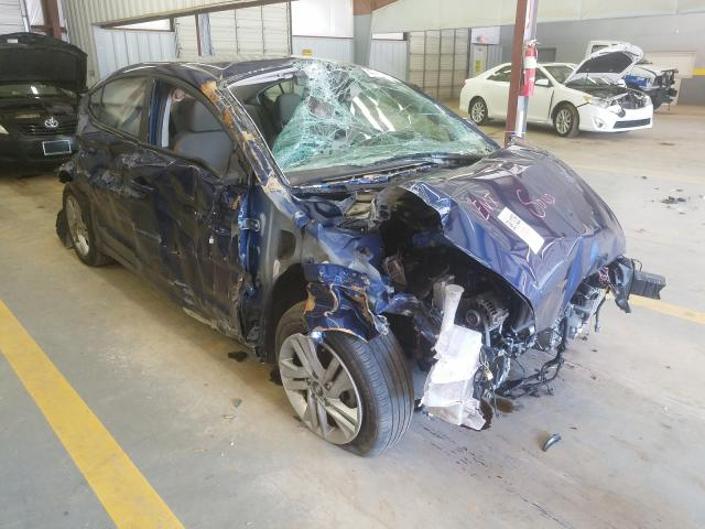 Salvage cars for sale from Copart Mocksville, NC: 2020 Hyundai Elantra SE