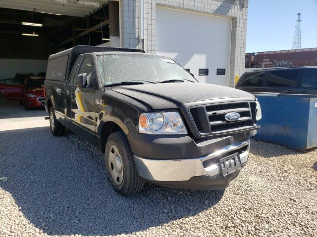 Salvage cars for sale from Copart Blaine, MN: 2008 Ford F150