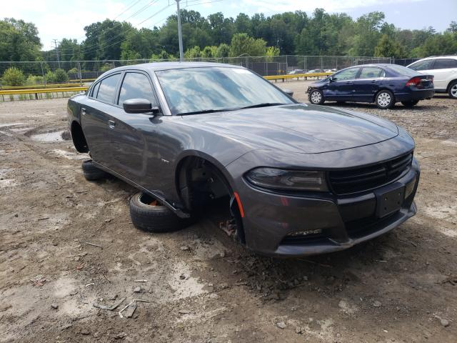 Salvage cars for sale from Copart Waldorf, MD: 2018 Dodge Charger R