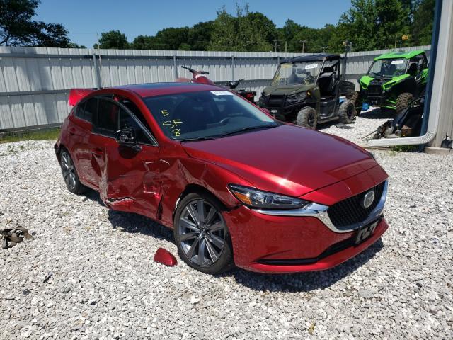 Vehiculos salvage en venta de Copart Rogersville, MO: 2018 Mazda 6 Grand Touring