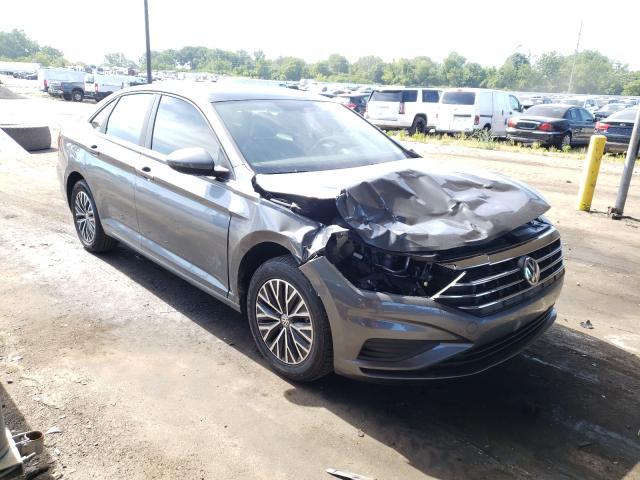 Vehiculos salvage en venta de Copart Fort Wayne, IN: 2019 Volkswagen Jetta S