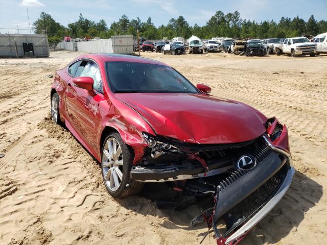 Lexus RC350 salvage cars for sale: 2015 Lexus RC350