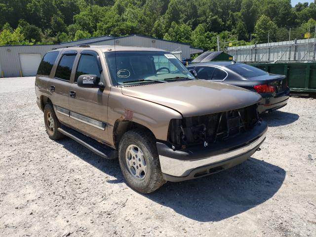 Salvage cars for sale from Copart Hurricane, WV: 2004 Chevrolet Tahoe K150