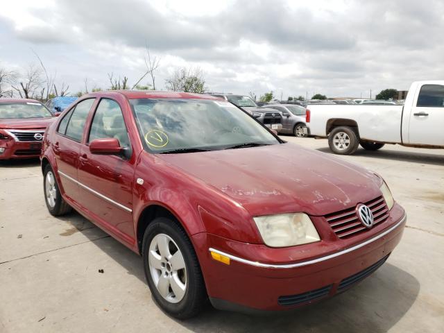 Volkswagen salvage cars for sale: 2005 Volkswagen Jetta GLS